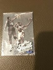 1997-98 Ultra Platinum Medallion STEVE SMITH ATLANTA HAWKS /100 RARE!