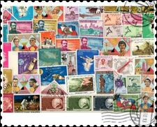 More details for haiti : 100 different stamps collection