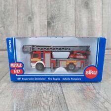 SIKU 1841 - 1:87 - Feuerwehr Drehleiter - OVP -#V29393