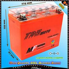 YTX20L-BS AGM Battery Harley Davidson 1340 Softail 1450/1580 Dyna 1803 fat bob