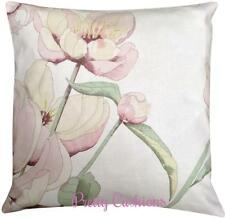 Swaffer Peonies Pale Pink Cushion Cover 16""