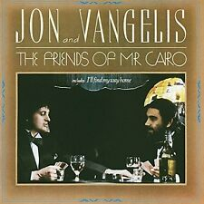 Jon & Vangelis - Friends Of Mr Cairo [New CD] Canada - Import