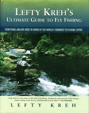 Lefty Kreh's Ultimate Guide to Fly Fishing : Signed/Inscribed - Technique How-To