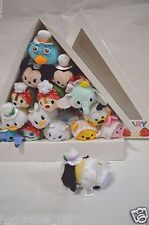 Disney Store Japan Tsum Tsum 2nd Anniversary Size S Plush Goofy Limited Cake