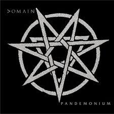 "Domain ""Pandemonium"" Black-Death-Metal (NEU / NEW)"