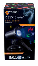 Halloween Spooky LED Projector Outdoor House Light Light Up Walls & Home + Timer