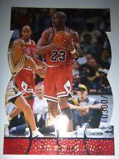 Michael Jordan UD mj timepieces rare Die-Cut CArd 105