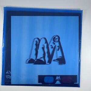 King Krule Man Alive Rare 3D Vinyl NYC Pop Up 3D Edition LP Red,Flexi, glasses D