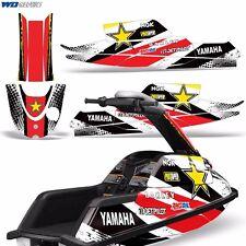 Decal Graphic Kit Yamaha Superjet Ski Wrap Jetski Super Jet Parts Round Nose RS