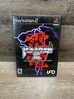 Raiden III (3)(USA Sony PlayStation 2, PS2)