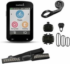 Garmin Edge 820 GPS Cycle Bicycle Bike GPS Computer Bundle