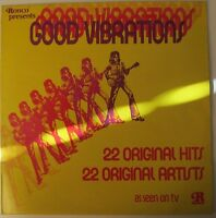 Various Artists-Good Vibrations-Ronco-RR 2004-Vinyl-Lp-Record-Album-1970s