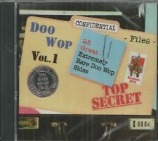 CONFIDENTIAL DOO WOP - CD - Vol. 1 - BRAND NEW