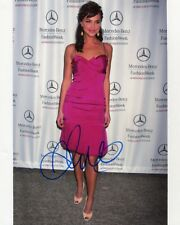 ARIELLE KEBBEL . Autograph . Hand signed . 8-1- inch . Excellent condition .