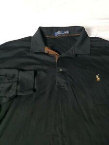 Polo Ralph Lauren Shirt Pima Soft Touch Long Sleeves 3XLT EUC