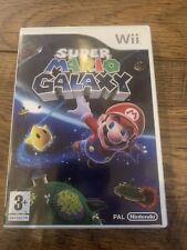 Super Mario Galaxy Nintendo Wii Game