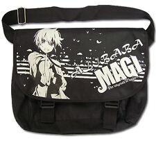 **License Bag** Magi The Labyrinth of Magic Alibaba Messenger Backpack #11574