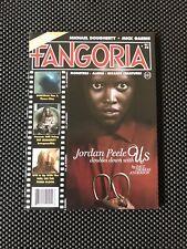 Fangoria Magazine Vol 2 #3 April 2019 Jordon Peele US Godzilla Pet Sematary