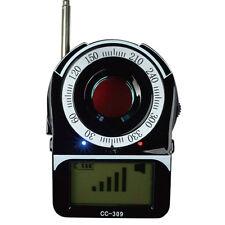 Anti-Spy Laser GPS GSM WIFI G4 SMS Camera DV Bug RF Signal Detector Finder CC309