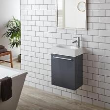 Wooden Wall Mounted Wall Mounted Bathroom Sinks
