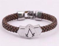 "Assassin's Creed Bracelet 8"" Cosplay Costume US Seller"