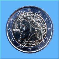2 Euro Kursmünze Italien 2010 - Dante