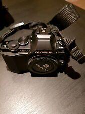 Olympus OMD EM5 mark i (parts) w/12-50mm  3.5-6.3 kit lens COMPLETE accessories