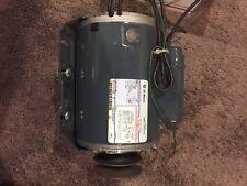 Ge1.5 hp 1725 Rpm 56H Fr 115/230V Belt Drive Cap Start Blower Motor C239 New