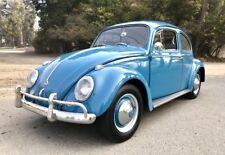 1961 Volkswagen Beetle - Classic