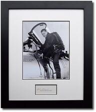 """R.A. """"Bob"""" Hoover  - w/ Autograph of Pilot Bob Hoover - Reno Air Races"""