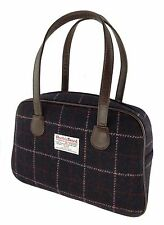 Ladies Harris Tweed Square Handbag LB1005 COL39