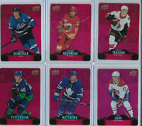 2020-21 Upper Deck Tim Hortons Red Die Cut  -  Pick from List! Free Shipping