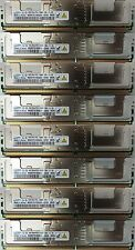 32GB (8 x 4GB) RAM MEMORY PC2 5300 ECC For Apple Mac Pro 2006 2008 1.1 3.1-UK--
