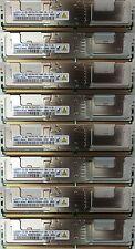 32GB (8 x 4GB) RAM MEMORY PC2 5300 ECC For Apple Mac Pro 2006 2008 1.1 3.1-