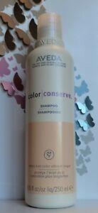 Aveda Color Conserve Shampoo, 8.5 Fl Oz  (250 ML)**FREE SHIPPING**