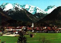 Oberstdorf / Allgäu , Ansichtskarte, 1986 gel.