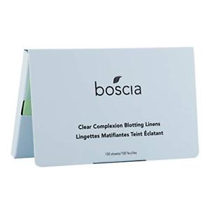 boscia Clear Complexion Blotting Linens - Natural Willow Bark Facial Blotting
