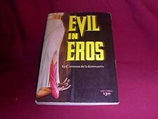 Evil In Eros: Contessa de la Dominatrix (1967 Vintage Sleaze/Erotica/BDSM Pb)