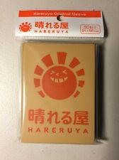 2x HARERUYA Gaming Deck Sleeves MTG Magic the Gathering Made by KMC 2 Packs v3