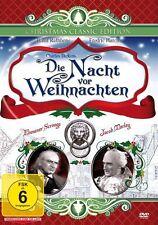 LA NOCHE VOR WEIHNACHTEN A Christmas Carol FREDRIC MARCH Basil Rathbone DVD