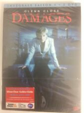 Damages saison 1 dvd Neud sous Blister