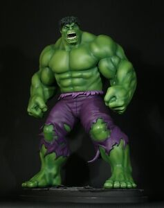 """Marvel Bowen_HULK 15 """" Variant Painted Statue_Exclusive Limited Edition 394/1235"""