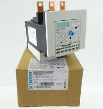 Siemens Sirius 3rb2046-2ew1 sul carico relè overload Relay s3 25-100a e01 unused