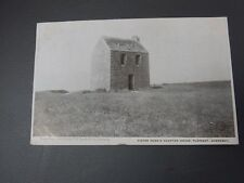 VICTOR HUGO HAUNTED HOUSE GUERNSEY  early POSTCARD    t8t1  L