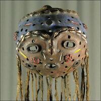 58389) Afrikanische Bamileke Maske Kamerun Afrika KUNST