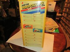 Road Champs , Display Unit , #2000 ,1983 , New In Box , Rare Collectible Display