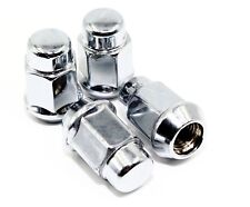 20 Chrome Acorn Bulge Wheel Lug Nuts 12x1.5 Chevy Sonic Corvette Cruze HHR