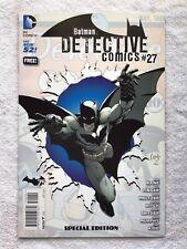 Detective Comics  #27  Special Edition  Batman   New 52!   Batman Day Promo