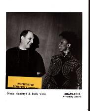 nona hendryx & billy vera limited edition press kit