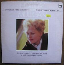 Holliday with Mulligan - Judy & Gerry - 1980 DRG LP Record SL 5191
